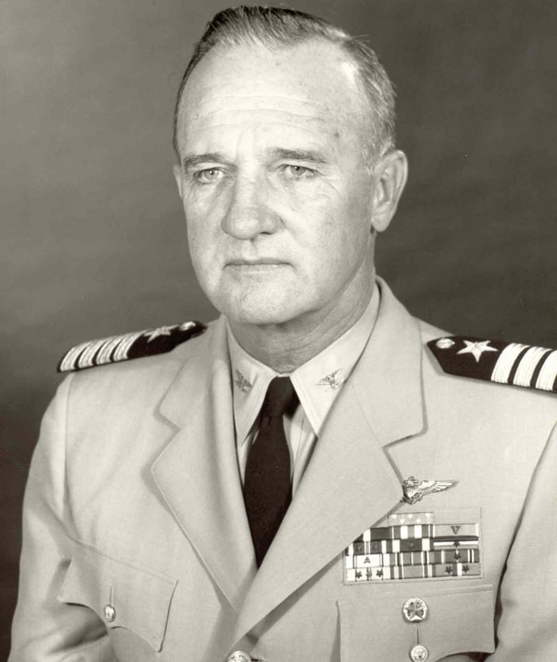 Medal of Honor Recipient David McCampbell