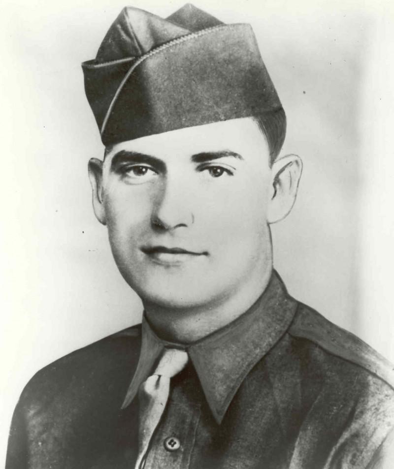 Medal of Honor Recipient William D. McGee