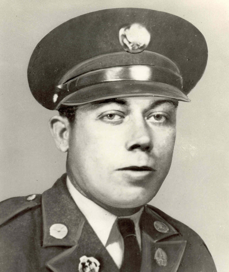 Medal of Honor Recipient Troy A. McGill