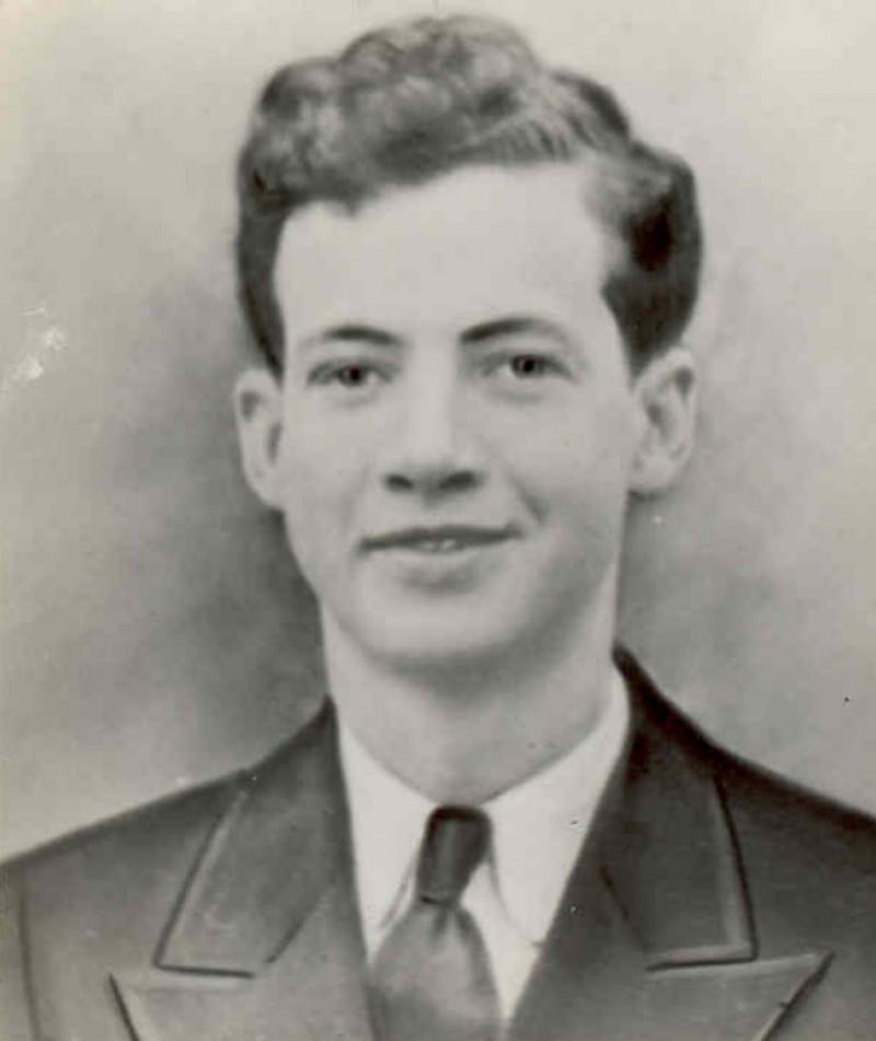Medal of Honor Recipient William A. McWhorter