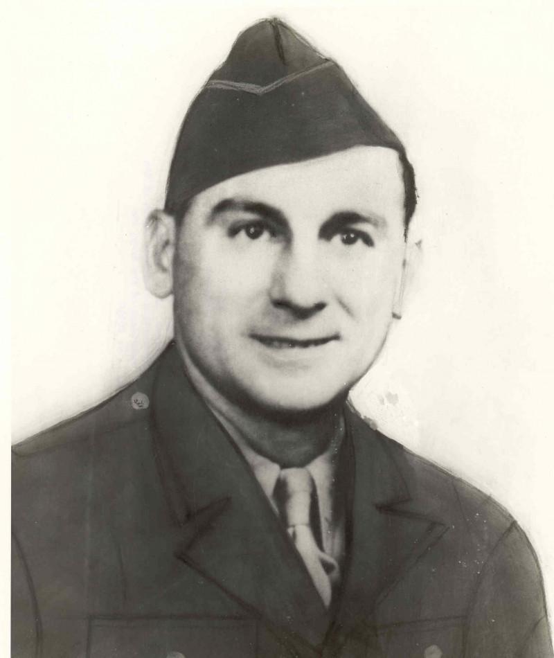 Medal of Honor Recipient John W. Minick