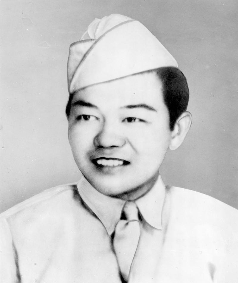 Medal of Honor Recipient Sadao S. Munemori