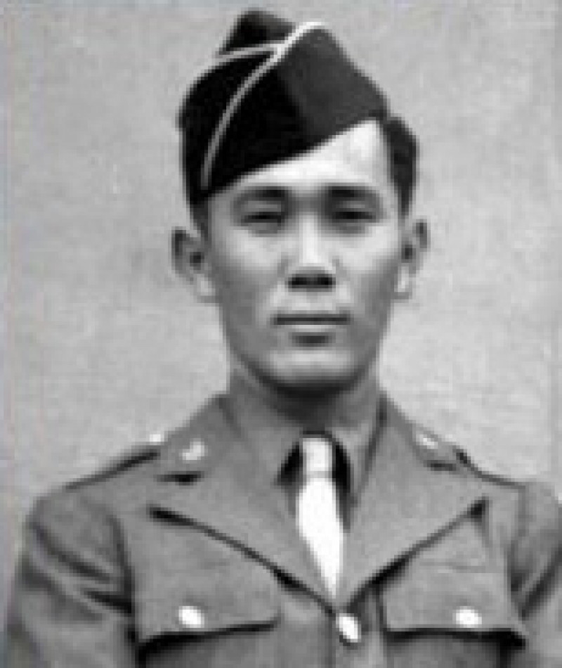 Medal of Honor Recipient Shinyei Nakamine