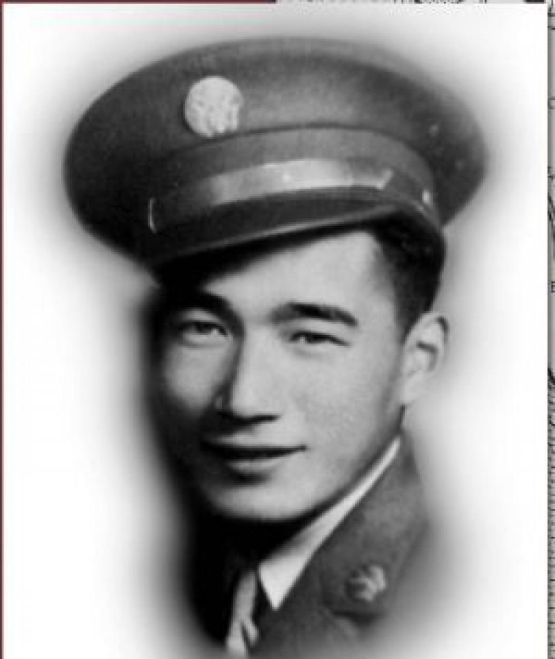Medal of Honor Recipient William K. Nakamura