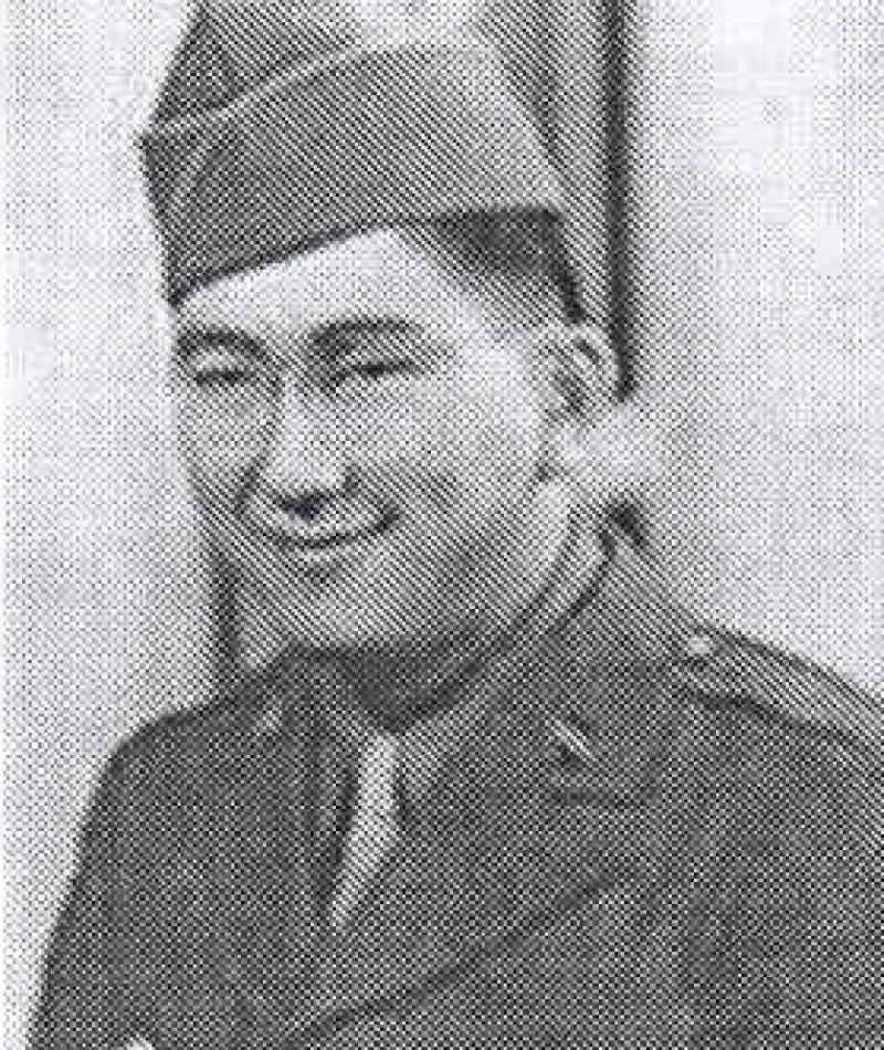 Medal of Honor Recipient Joe M. Nishimoto