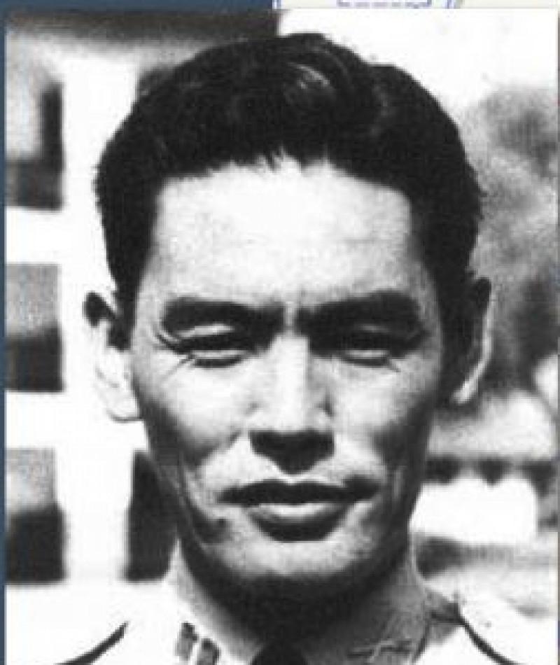 Medal of Honor Recipient Allan M. Ohata