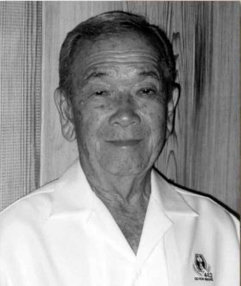 Medal of Honor Recipient Yukio Okutsu