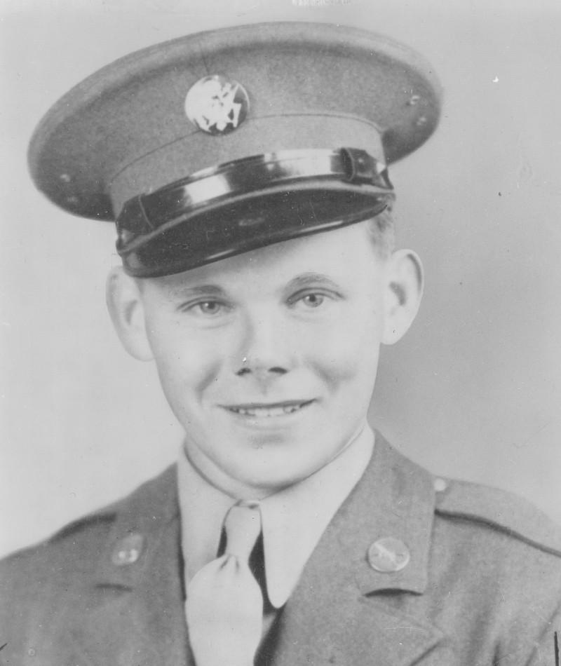 Medal of Honor Recipient Truman O. Olson