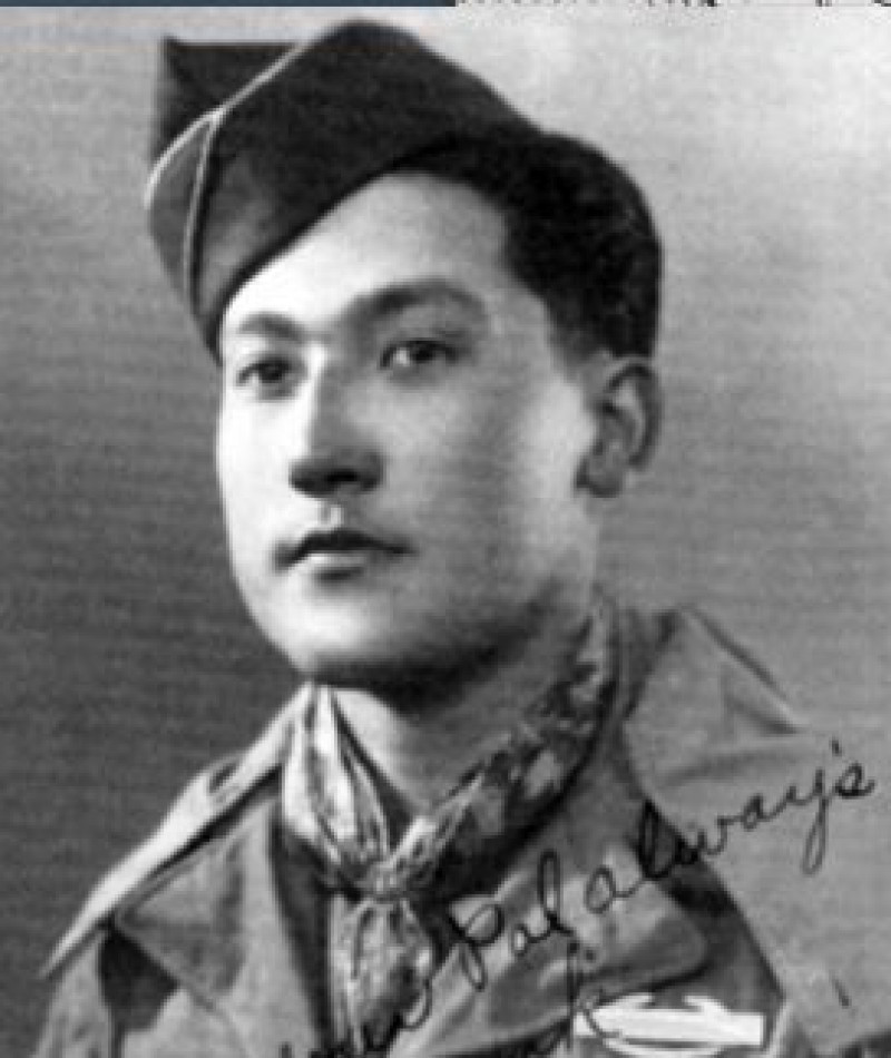 Medal of Honor Recipient Frank H. Ono