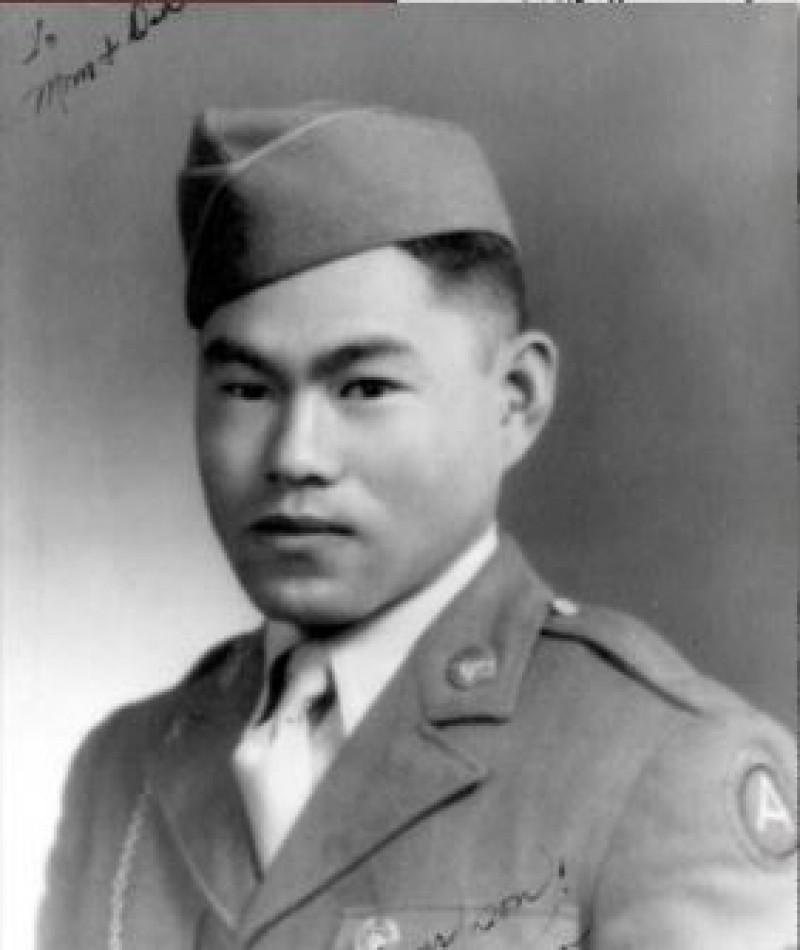 Medal of Honor Recipient Kazuo Otani