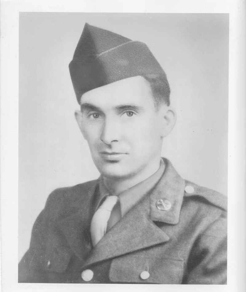 Medal of Honor Recipient Forrest E. Peden
