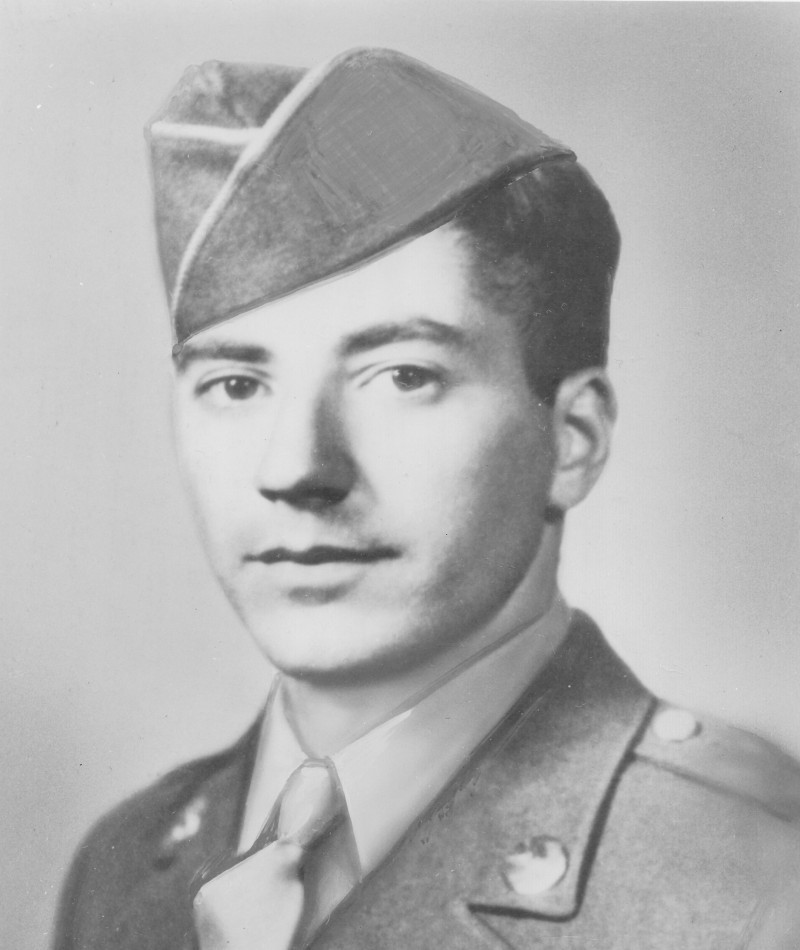 Medal of Honor Recipient George J. Peters