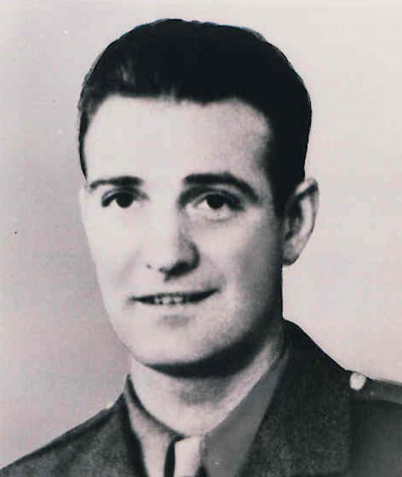 Medal of Honor Recipient John J. Pinder Jr.