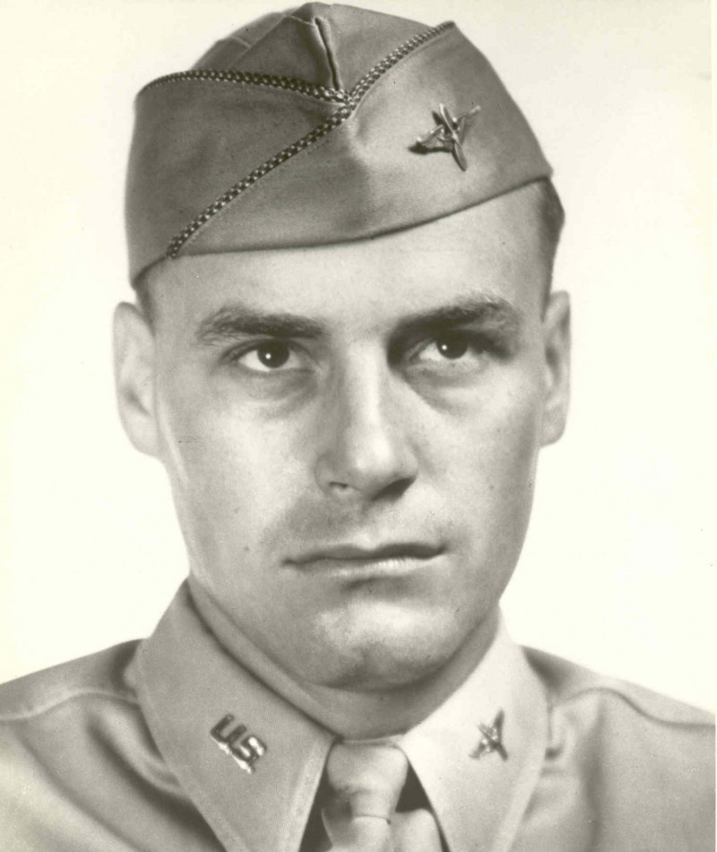 Medal of Honor Recipient Donald D. Pucket