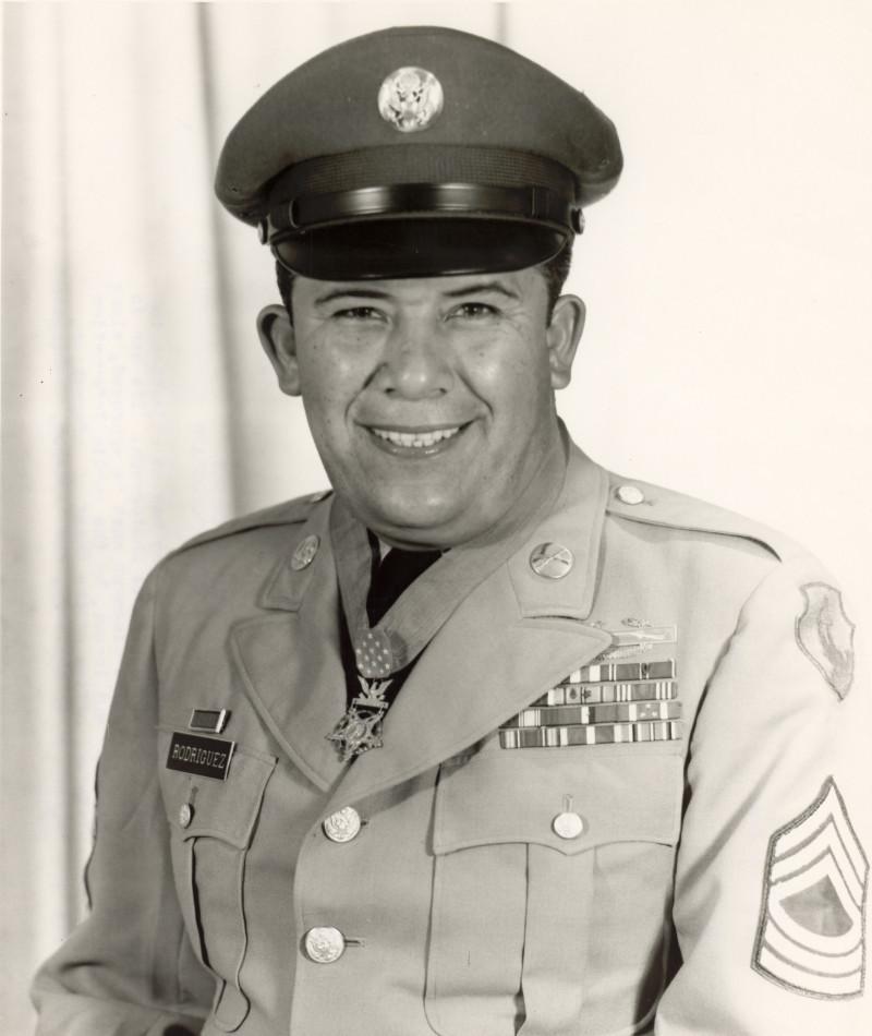 Medal of Honor Recipient Cleto L. Rodriguez
