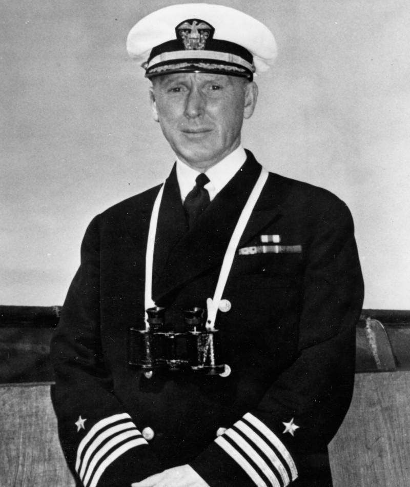 Medal of Honor Recipient Norman Scott