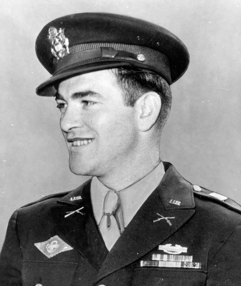 Medal of Honor Recipient Edward A. Silk