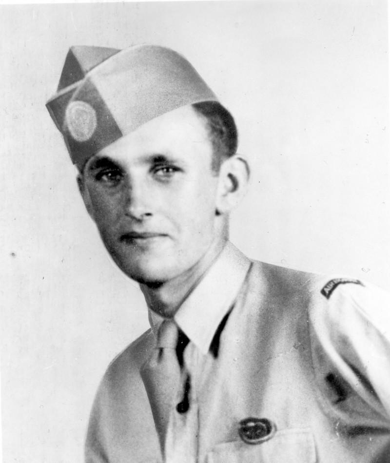 Medal of Honor Recipient Stuart S. Stryker