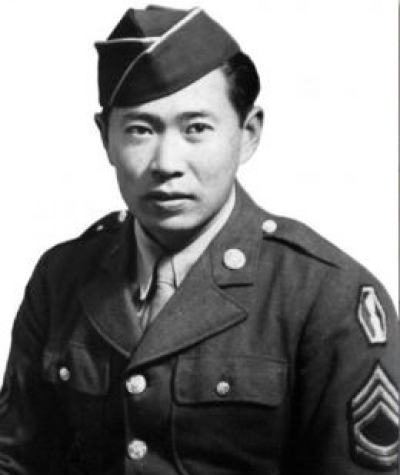 Medal of Honor Recipient Ted T. Tanouye