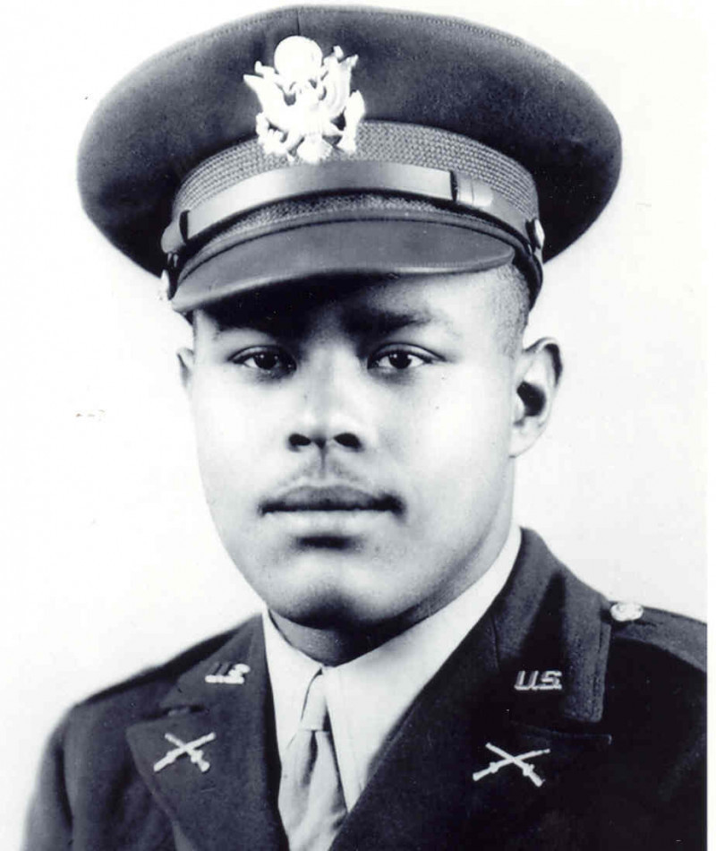 Medal of Honor Recipient Charles L. Thomas