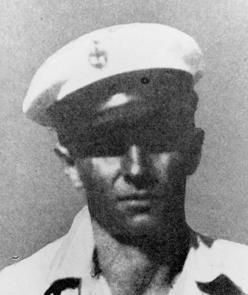 Medal of Honor Recipient Peter Tomich