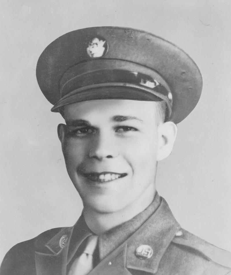 Medal of Honor Recipient John R. Towle