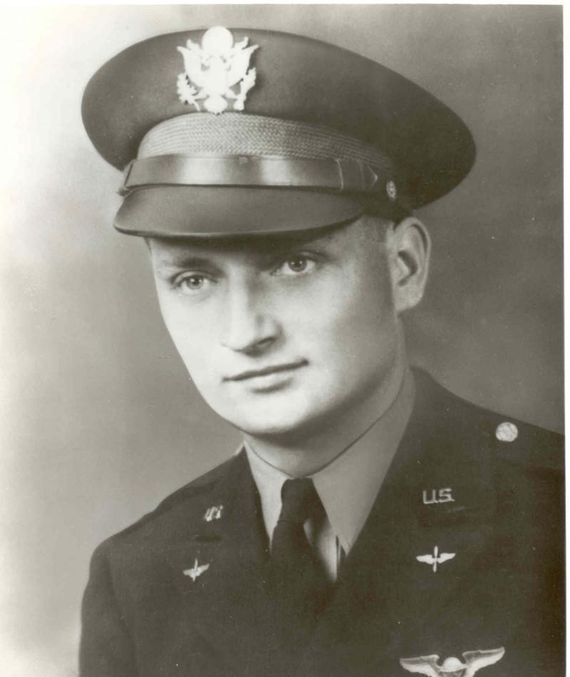 Medal of Honor Recipient Walter E. Truemper