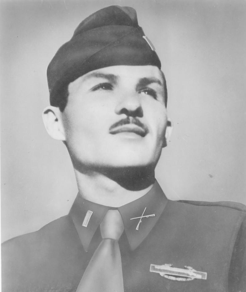Medal of Honor Recipient Thomas W. Wigle