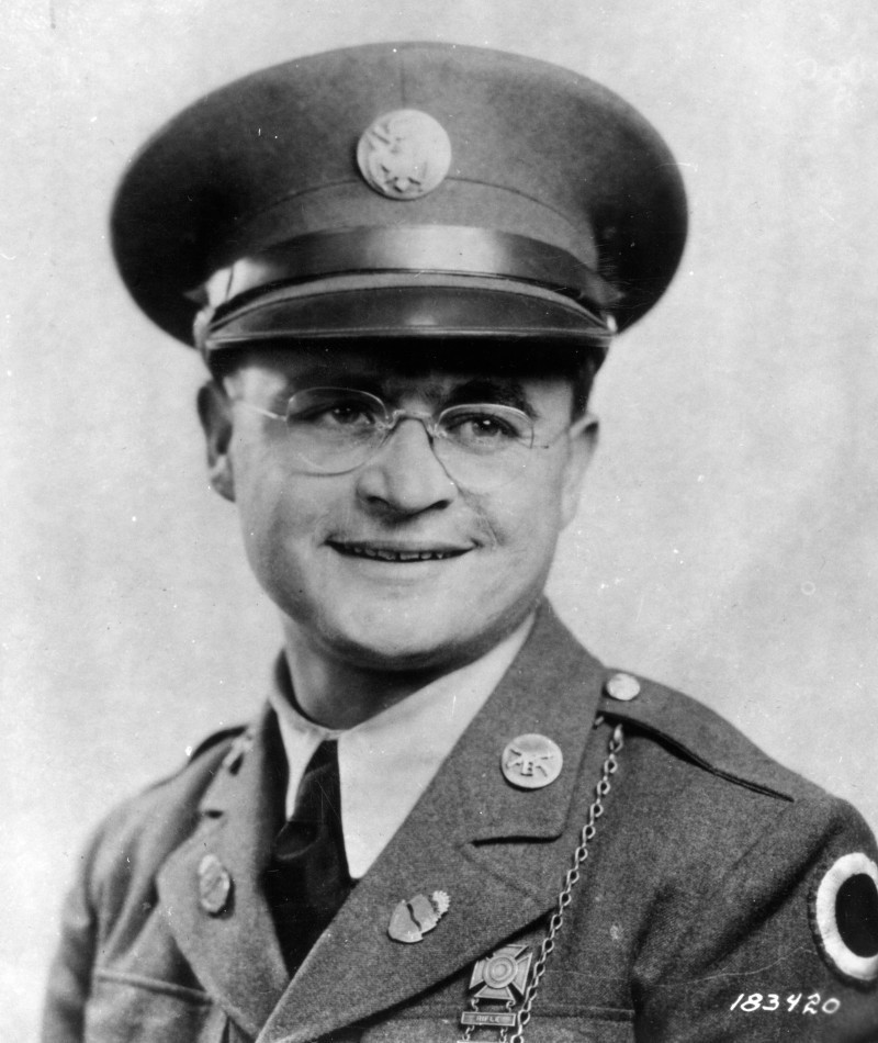 Medal of Honor Recipient Rodger W. Young