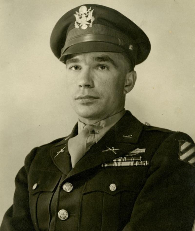 Medal of Honor Recipient Garlin M. Conner
