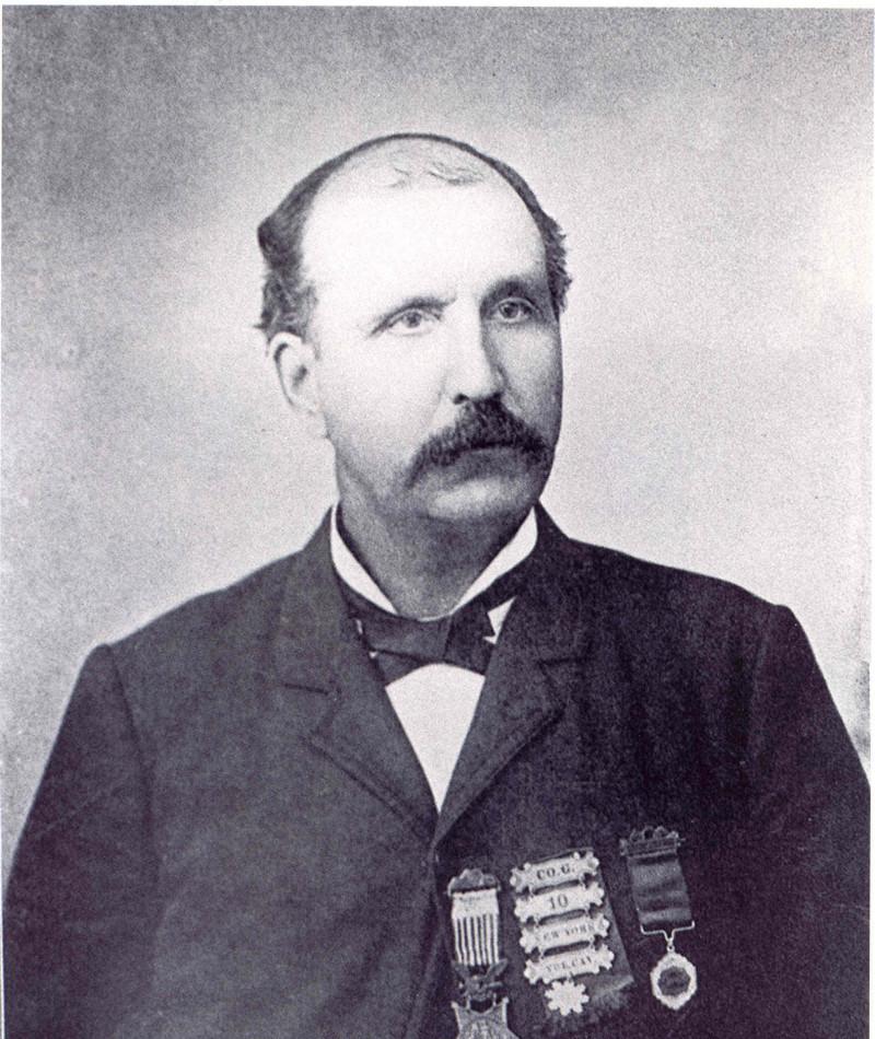 Medal of Honor Recipient James Carey