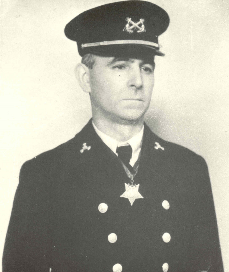 Medal of Honor Recipient Charles H. Willey