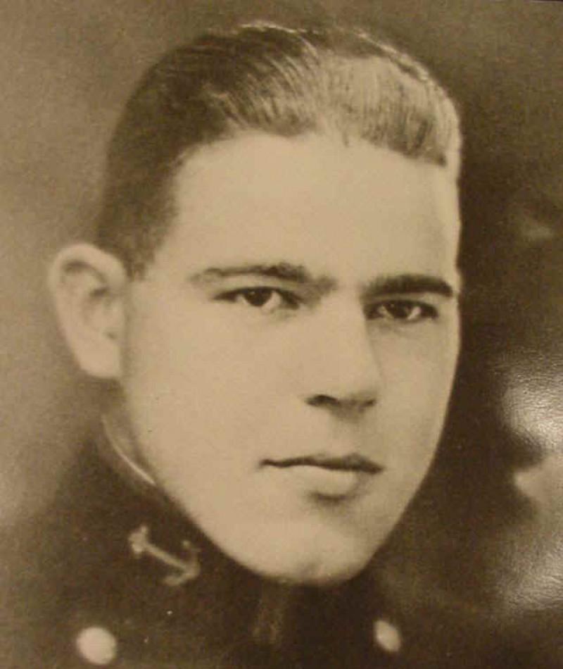 Medal of Honor Recipient Henry C. Drexler