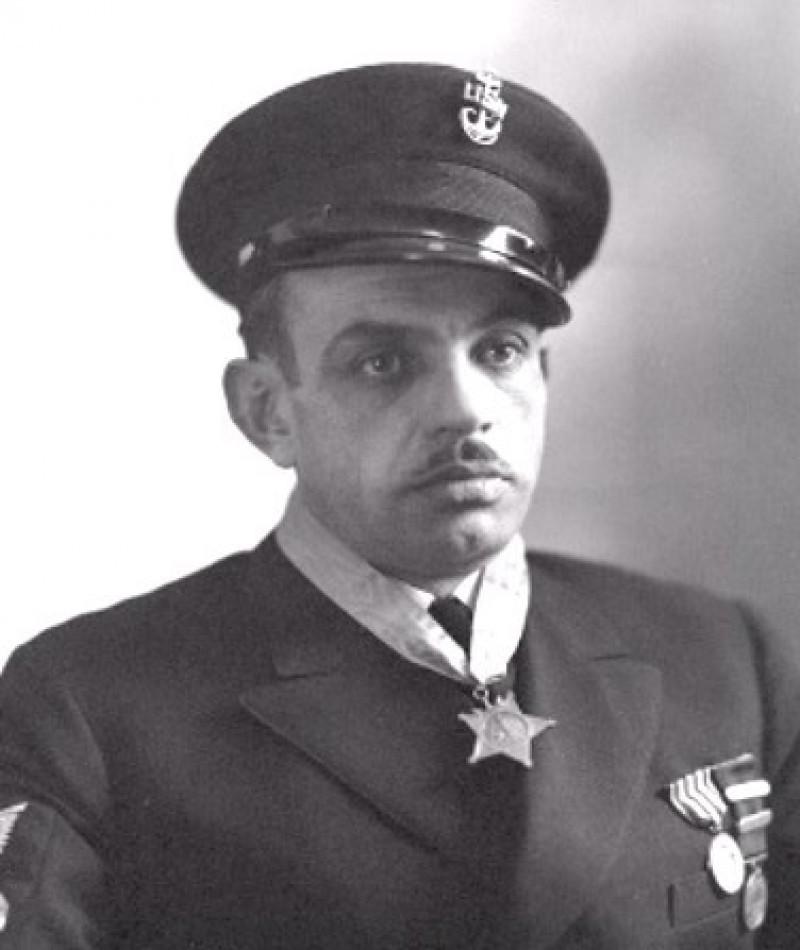 Medal of Honor Recipient Orson L. Crandall