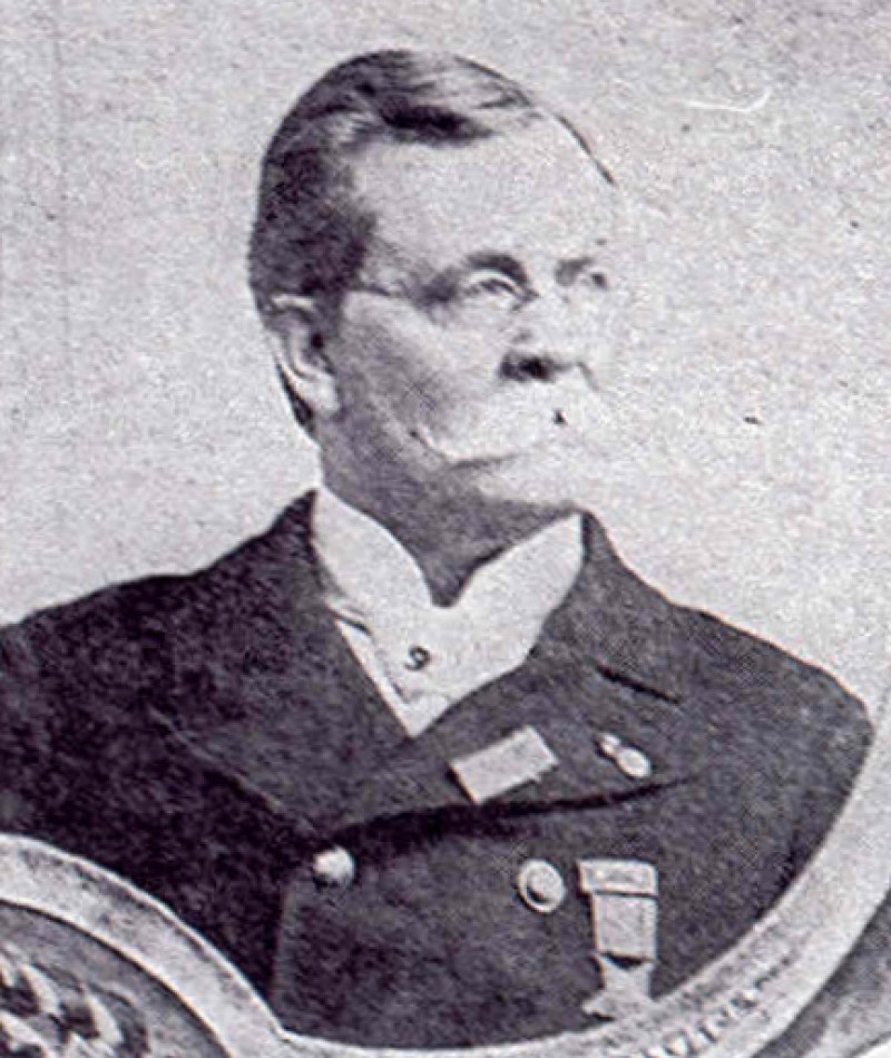 Medal of Honor Recipient Marion T. Anderson