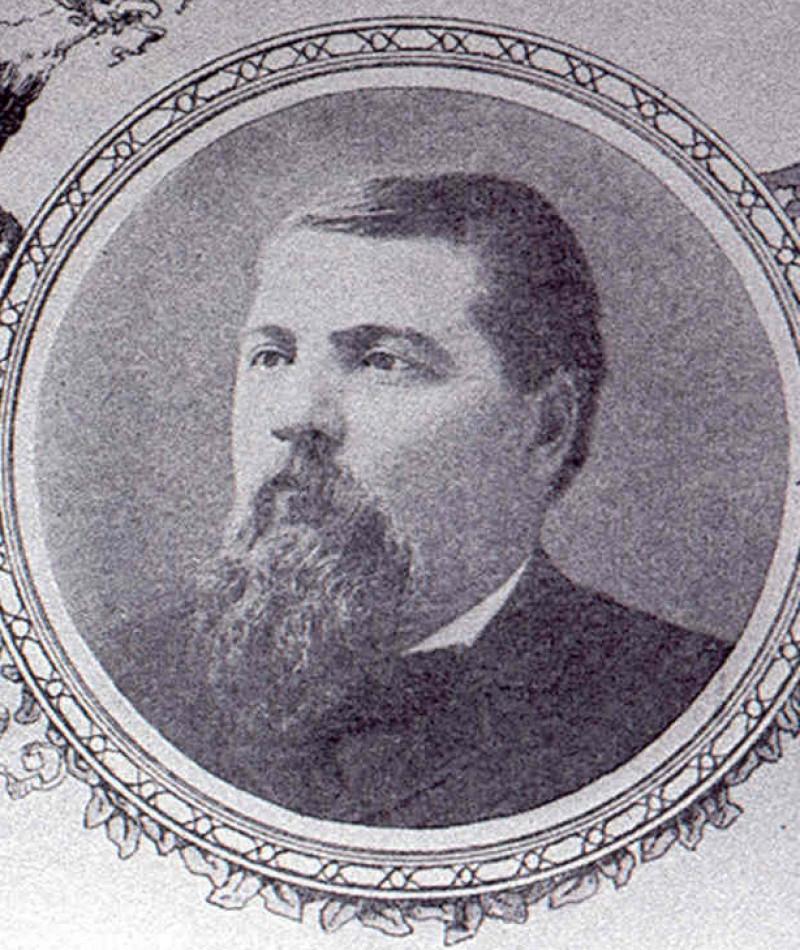 Medal of Honor Recipient William J. Carson