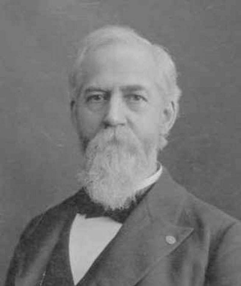 Medal of Honor Recipient William P. Black