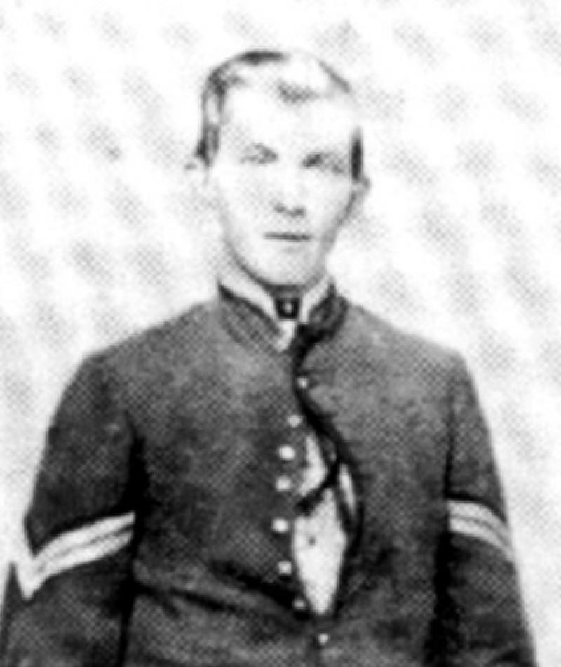 Medal of Honor Recipient William H. Brown