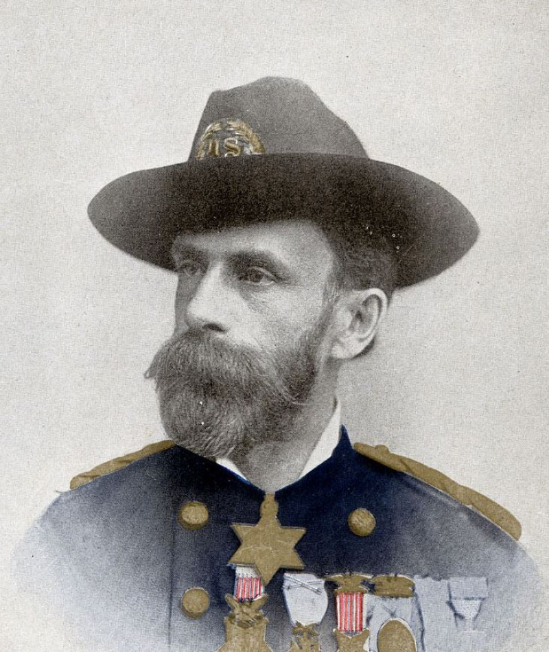 Medal of Honor Recipient Francis E. Brownell