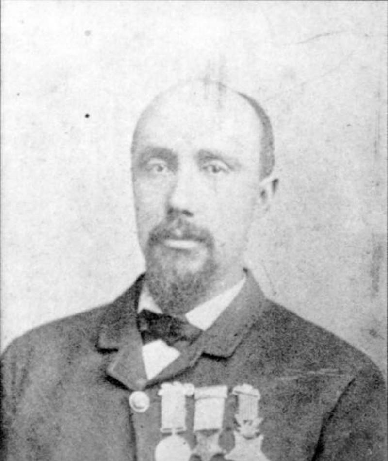 Medal of Honor Recipient Robert A. Pinn