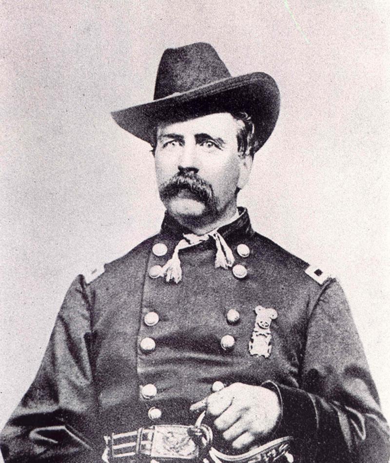 Medal of Honor Recipient Henry Capehart