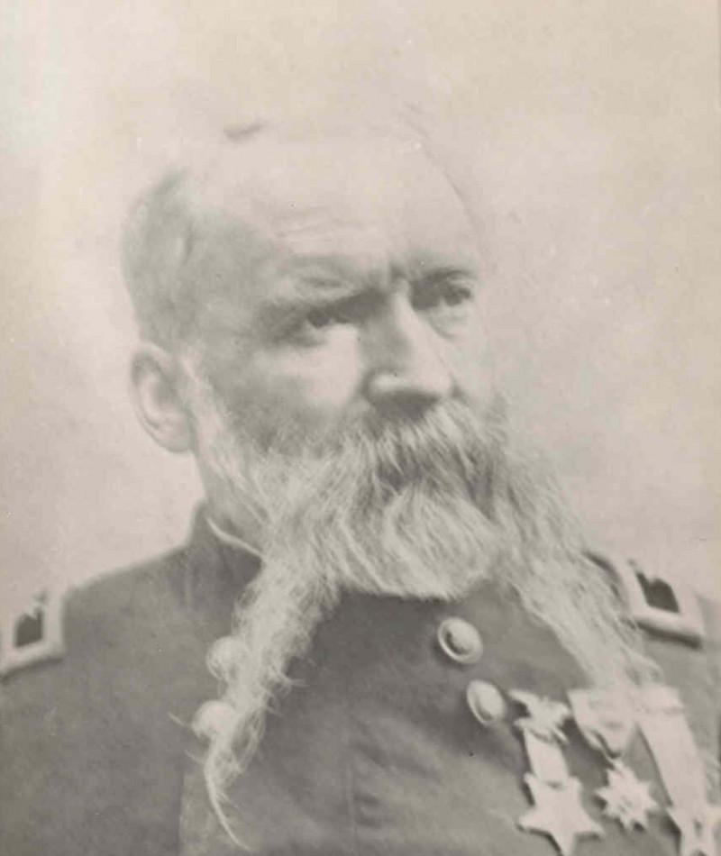 Medal of Honor Recipient David S. Stanley