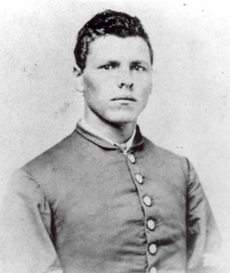 Medal of Honor Recipient Milton M. Holland