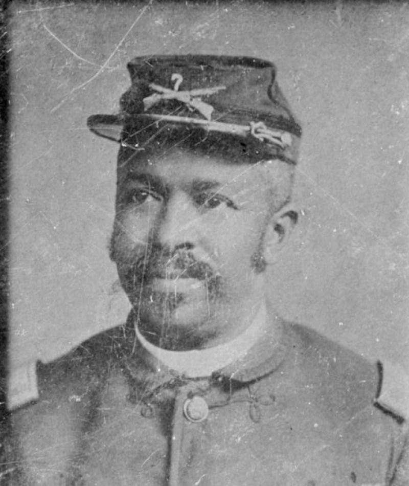 Medal of Honor Recipient Christian A. Fleetwood