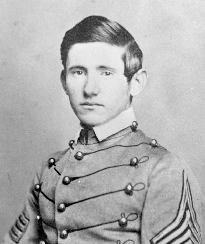 Medal of Honor Recipient George L. Gillespie Jr.