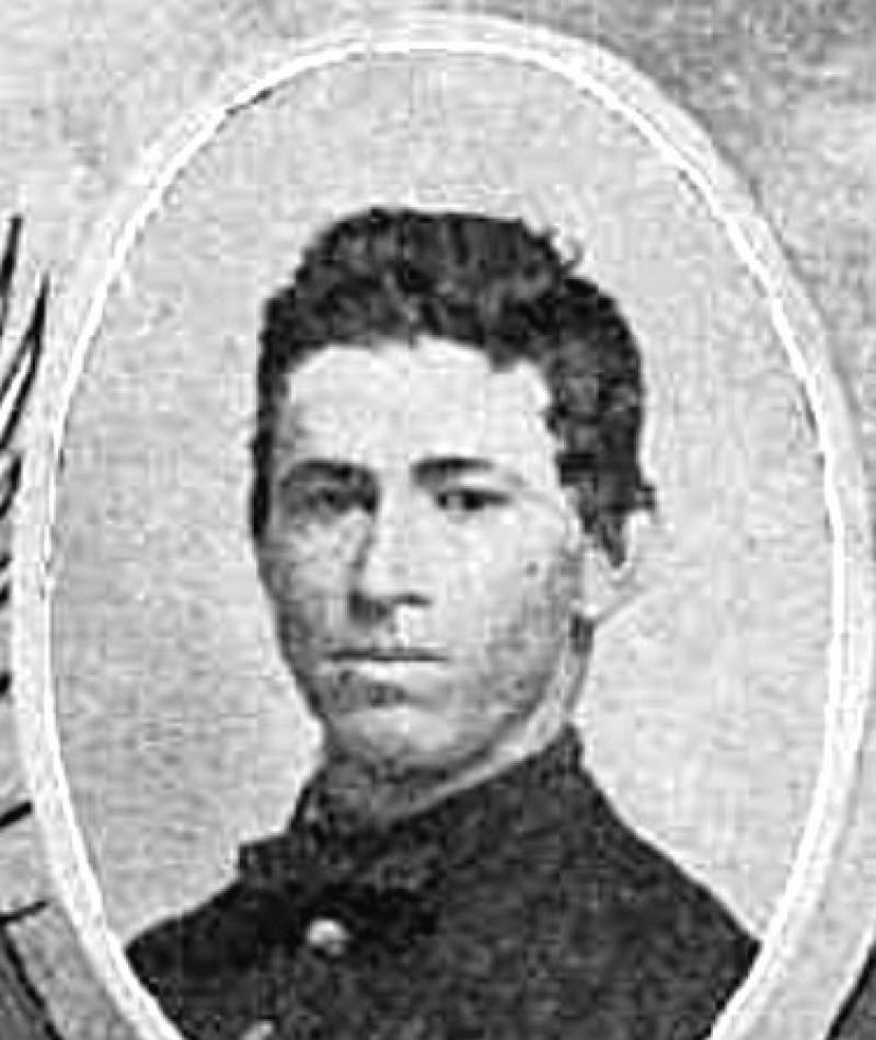 Medal of Honor Recipient Milton Hanna