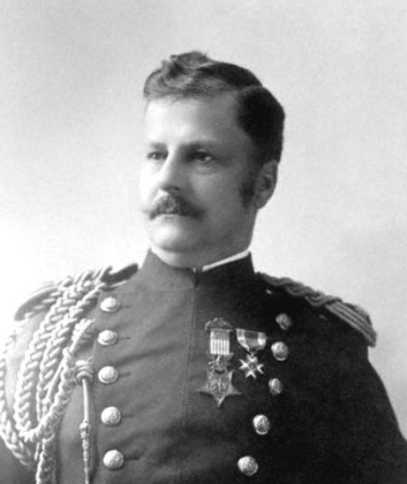 Medal of Honor Recipient Arthur MacArthur Jr.