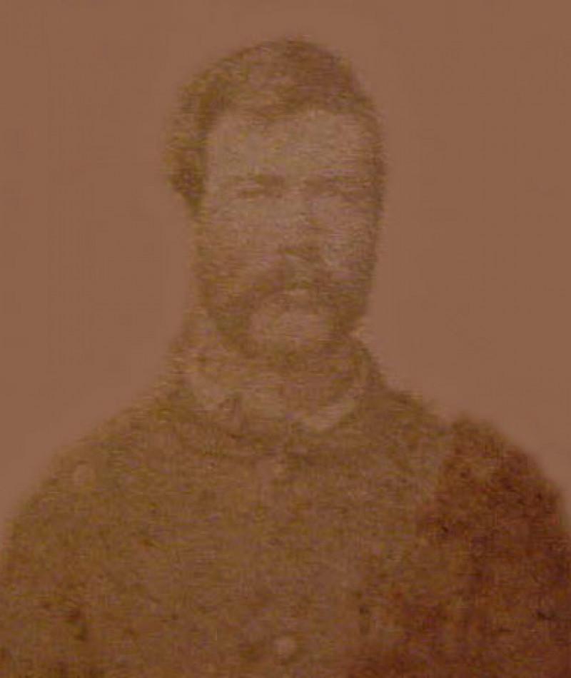 Medal of Honor Recipient Thomas Horan