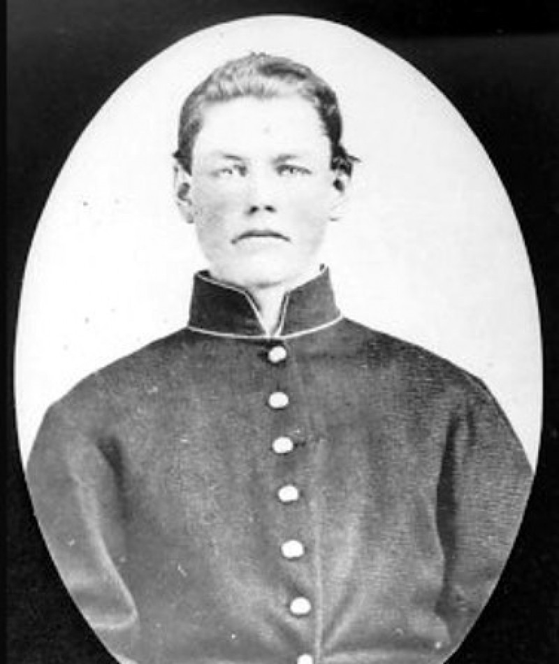 Medal of Honor Recipient Alonzo H. Pickle
