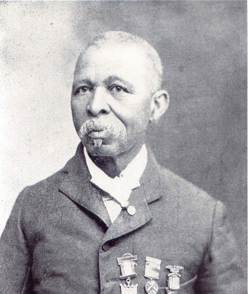 Medal of Honor Recipient John H. Lawson